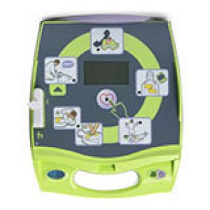 Zoll AED Plus with AED Cover