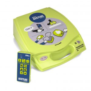 Zoll AED Plus Trainer 2 Unit