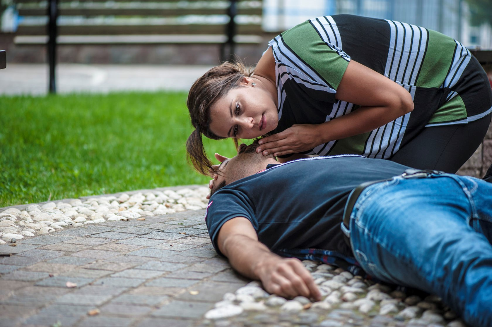 Online Blended Emergency First Aid With Heartsaver Cpr Aed