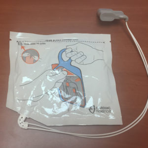Powerheart G5 Intellectualise Adult Defibrillation Pads with CPR Feedback
