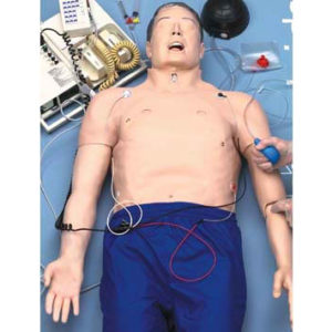 Injection Site for the STAT and PDA STAT Manikin