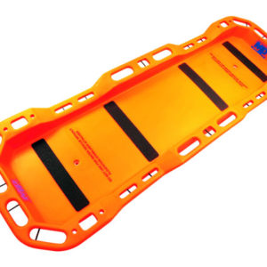 MP Carrier Base Unit With Pins Orange