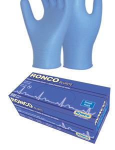 Ronco Blurite Powder Free Gloves Large