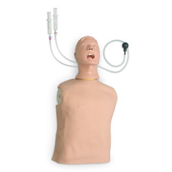 Advanced Airway Larry Full Torso Manikin