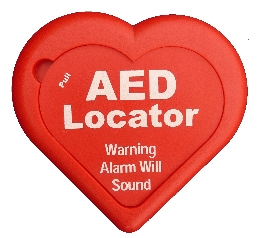 AED Locator Sample Kit