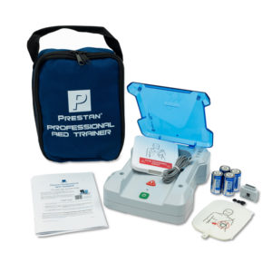Prestan Professional AED Trainer with English/French