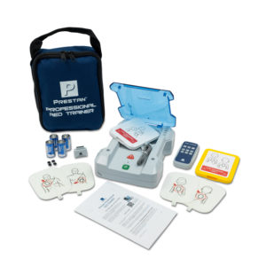 Prestan Professional AED Trainer Kit English/French