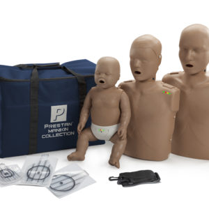 Prestan Professional Collection CPR Training Manikin with Monitor