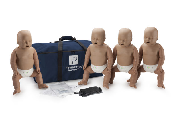 Prestan Infant CPR Manikins with CPR Monitor