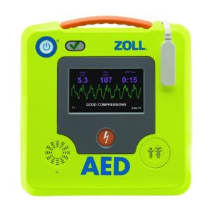ZOLL AED 3 BLS Semi-Automatic